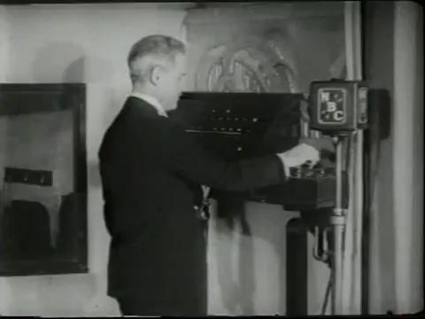 NBC Chimes 1933